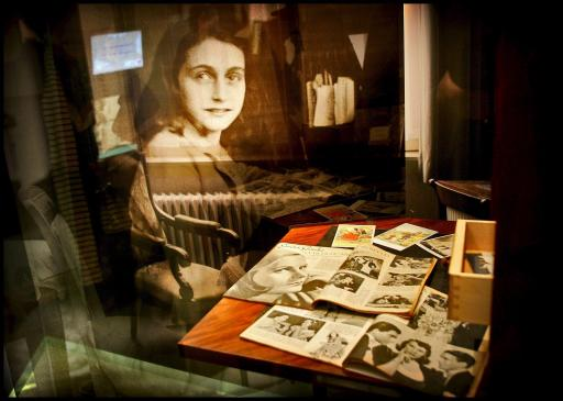 NETHERLANDS ANNE FRANK EXHIBITION